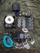 Лодочный мотор Ямаха 175-200 в разбор