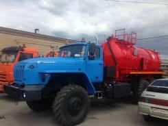 Продается АКН-10 с открывающимся днищем на шасси Урал-4320