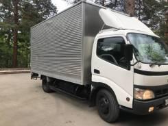 Toyota. Продаётся отличный рессорный грузовик Duna, 4 900куб. см., 3 500кг., 4x2. Под заказ