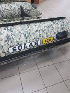 Продам лодку solar