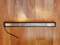 Светодиодная фара балка 10-30V 288W XY-Pxgtj-288 выпуклый 79см.