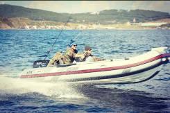 Лодка РИБ AERO 420