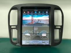 Магнитола Android. Toyota Land Cruiser 100 / Lexus Lx 470 1998 - 2002