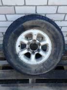 "Запасное колесо 265/70R15 Mitsubishi. 7.0x15"" 6x139.70 ET10 ЦО 110,0мм."