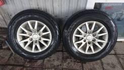 Bridgestone Dueler H/T 684II. Всесезонные, 20%
