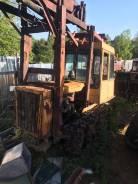 Вгтз ДТ-75. Продам трактор ДТ-75 с крановой и бурильной установкой