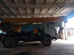 Автокран на базе МАЗ Ивановец 16т 1700