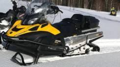 BRP Ski-Doo Skandic SWT, 2011