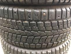 Dunlop. Зимние, шипованные, 2012 год, 50%