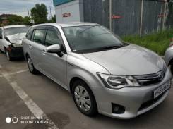 Аренда с выкупом Toyota Corolla Fielder Hybrid 2014 г.