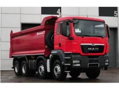 MAN TGS 41.400 8x4 BB-WW, 2019