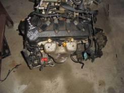 Двигатель в сборе. Nissan Wingroad QG18DE, QG18DEN