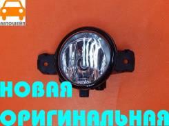 Фара противотуманная Renault, Nissan Laguna, Clio, X-Trail, Almera, Micra, Qashqai, правая