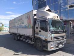Isuzu Giga. Продам фургон-бабочка , 14 000куб. см., 15 000кг., 6x2