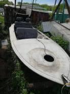 Продам лодку Обь