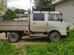 Mazda Bongo Brawny, 1985
