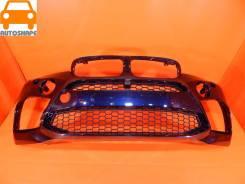 Бампер BMW X5, передний