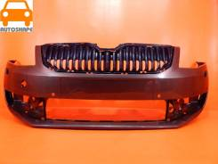 Бампер Skoda Octavia 2012-2017 [5E0807221], передний