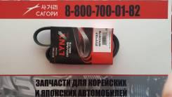 Ремень поликлиновый LYNXauto 4PK0878
