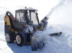 Снегоуоборщик роторный