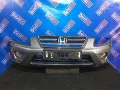 Бампер передний в сборе для Honda CR-V 2 рестайлинг 2005-2006