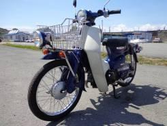 Honda Super Cub 50. 50куб. см., исправен, птс, без пробега