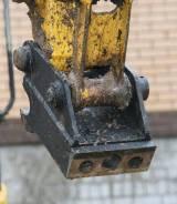 Быстросъемное устройство для мини-экскаватора