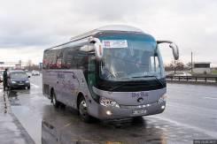 Yutong. ZK6858H9 автобус, 33 места, В кредит, лизинг