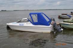 Моторная лодка Бриз-17