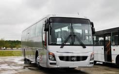 Hyundai Universe. Автобус Space Luxury, Euro V, 45 мест