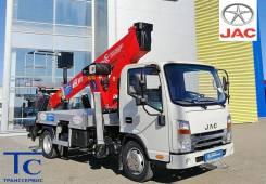 Чайка-Сервис. Автовышка 18 м Дилер JAC и сервисный центр в Хабаровске! В Лизинг,, 2 760куб. см., 18,00м.