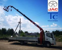 JAC N80. С люлькой! Официальный дилер JAC и сервисный центр в Хабаровске!, 3 761куб. см., 4 000кг., 4x2