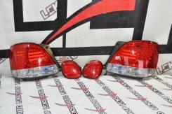 Задний фонарь. Toyota Aristo, JZS161, JZS160 Lexus GS430, JZS160, UZS160, UZS161 Lexus GS300, JZS160, UZS160, UZS161 Lexus GS400, JZS160, UZS160, UZS1...