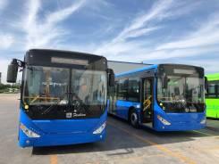 Zhong Tong LCK6105HG. Городской низкопольный автобус Zhongtong LCK6105HG, 77 мест, В кредит, лизинг