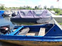 Лодка моторноя