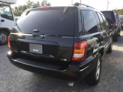 Стекло заднее, багажника (пятой двери)Jeep Grand Cherokee wj
