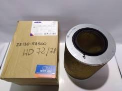 Фильтр воздушный. Hyundai HD Hyundai County Hyundai Mighty D4DD, D4GA, D4GA15, D4GB, D4CB