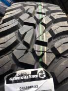 General Tire Grabber X3. Грязь MT, 2017 год, новые