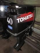 Лодочный мотор Tohatsu 40 TLDI