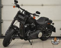 Harley-Davidson Dyna Fat Bob. 1 868куб. см., исправен, птс, с пробегом