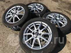 "A-Tech Schneider R15 4*100 et45 + 175/65R15 Bridgestone Regno GR-XI. 5.5x15"" 4x100.00 ET45"