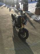 Мотоцикл XMOTO MSX125, 2016