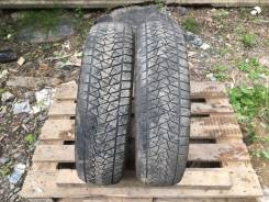 Bridgestone Blizzak DM-V2. Зимние, без шипов, 2016 год, 50%