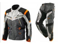 Кроссовый мото костюм KTM Defender штаны и куртка размер 34/L