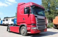 Scania R. Тягач грузовой Скания 400 LA4X2HNA 2015 год, 12 740куб. см., 10 754кг., 4x2