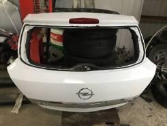 Дверь багажника. Opel Astra GTC Opel Astra, L35, L48, L67, L69, P10 A13DTE, A14NEL, A14NET, A14XEL, A14XER, A16LET, A16XER, A16XHT, A17DTC, A17DTE, A1...