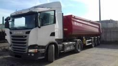 Scania. Тягач седельный G400LA4x2HNA, 12 740куб. см., 4x2