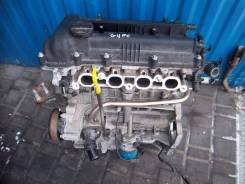 Двигатель в сборе. Kia Rio Hyundai Elantra Hyundai i30 Hyundai Solaris G4FC