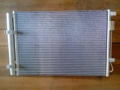 Радиатор кондиционера Hyundai Solaris 10-17 г. в.