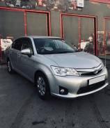 Аренда прокат Toyota Corolla Аксио 2014г Гибрид недорого